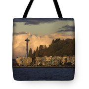 Fall In West Seattle Tote Bag