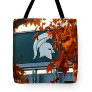 Fall Is Football Tote Bag
