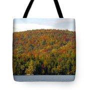 Fall Island Tote Bag