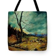 Fall Landscape 56 Tote Bag
