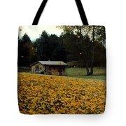 Fall Leaves - No. 2015 Tote Bag