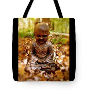 Fall Meditation Tote Bag