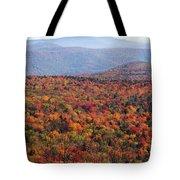 Fall Mountains #3 Tote Bag