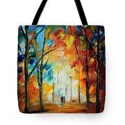Fall New Original Tote Bag