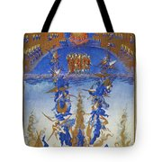 Fall Of Rebel Angels Tote Bag