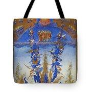 Fall Of Rebel Angels Tote Bag