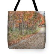 9018 - Fall On Murphy Lake Iv Tote Bag