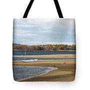 Fall On Plum Island Tote Bag