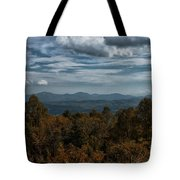 Fall On The All American Road Tote Bag