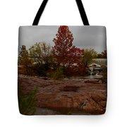 Fall On The Llano Tote Bag