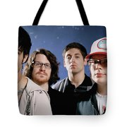 Fall Out Boy Tote Bag