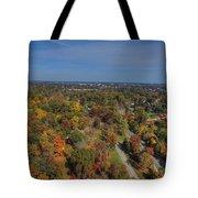 Fall Over Richmond Tote Bag