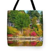 Fall Paradise Tote Bag