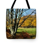 Fall Pasture Tote Bag