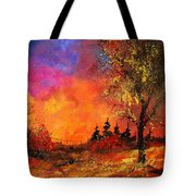 Fall Tote Bag
