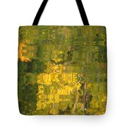 Fall Reflections 2 On Jamaica Pond Tote Bag