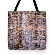 Fall Reflections #1277-4030 Tote Bag