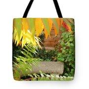 Fall Retreat Tote Bag