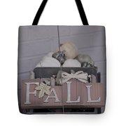 Fall S/c Tote Bag