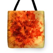 Fall Sensation Tote Bag