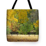 Fall Series 12 Tote Bag