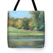 Fall Setting Tote Bag