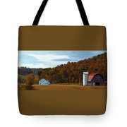 Fall Southeast Ohio Tote Bag