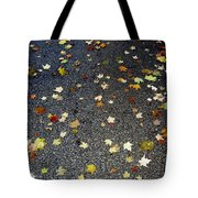 Fall Sparkle Tote Bag