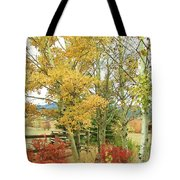 Fall Splendor Tote Bag