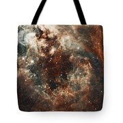Fall Storm Tote Bag
