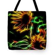 Fall Sunseeker Tote Bag