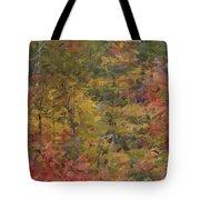 Fall Tapestry Tote Bag
