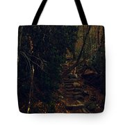 Fall Trail Tote Bag
