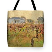 Fall Vines Tote Bag