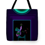 Fall Violet Tote Bag