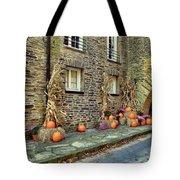 Fall Walkway  Tote Bag
