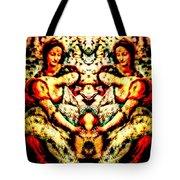 Fallen Angels 1503 Davinci Tote Bag