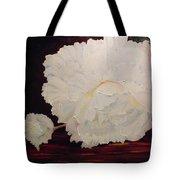 Fallen Begonia Tote Bag