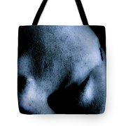 Fallen Face Tote Bag