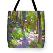 Fallen Log Tote Bag