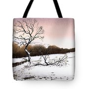 Fallen Tree Stainland Tote Bag