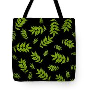 Falling Ash Leaves  Tote Bag