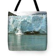 Falling Ice 8421 Tote Bag