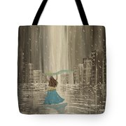 Falling Out Of Love Tote Bag