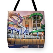 Fallopian Adventure Tote Bag