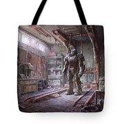 Fallout 4 Armour Tote Bag