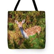 Fallow Deer 2 Tote Bag