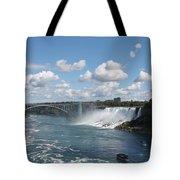 Falls- American Side  Tote Bag