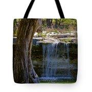 Falls Into Cow Creek Tote Bag