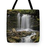 Falls Of Hills Creek 2  Tote Bag